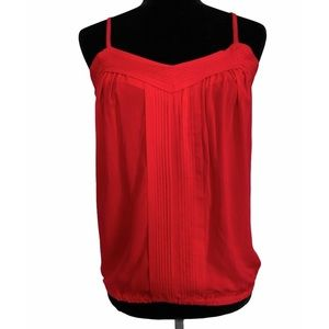 NWT Express Red Camisole
